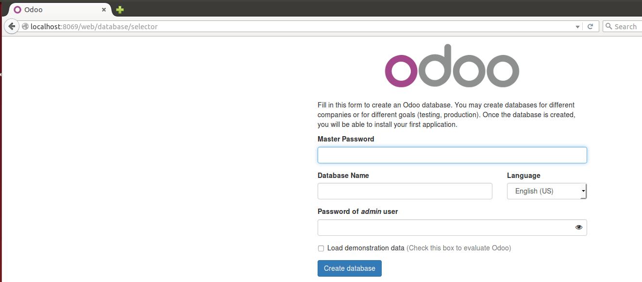 Odoo V9